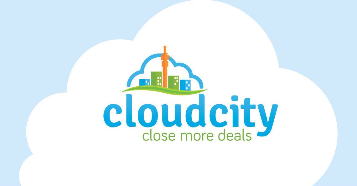 Logo and Branding - CloudCity