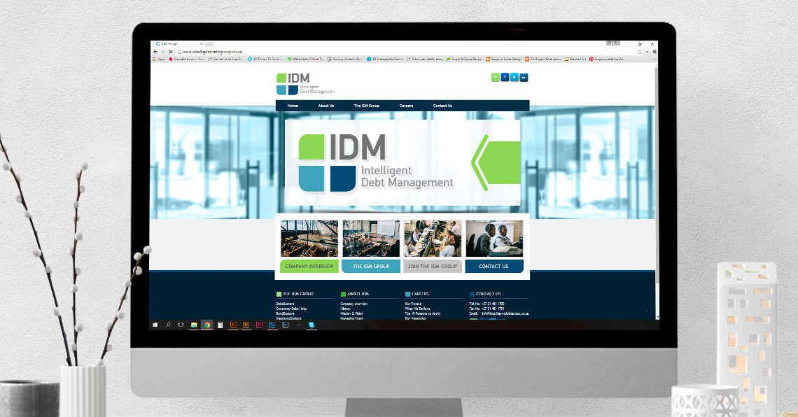 Website Design - IDM