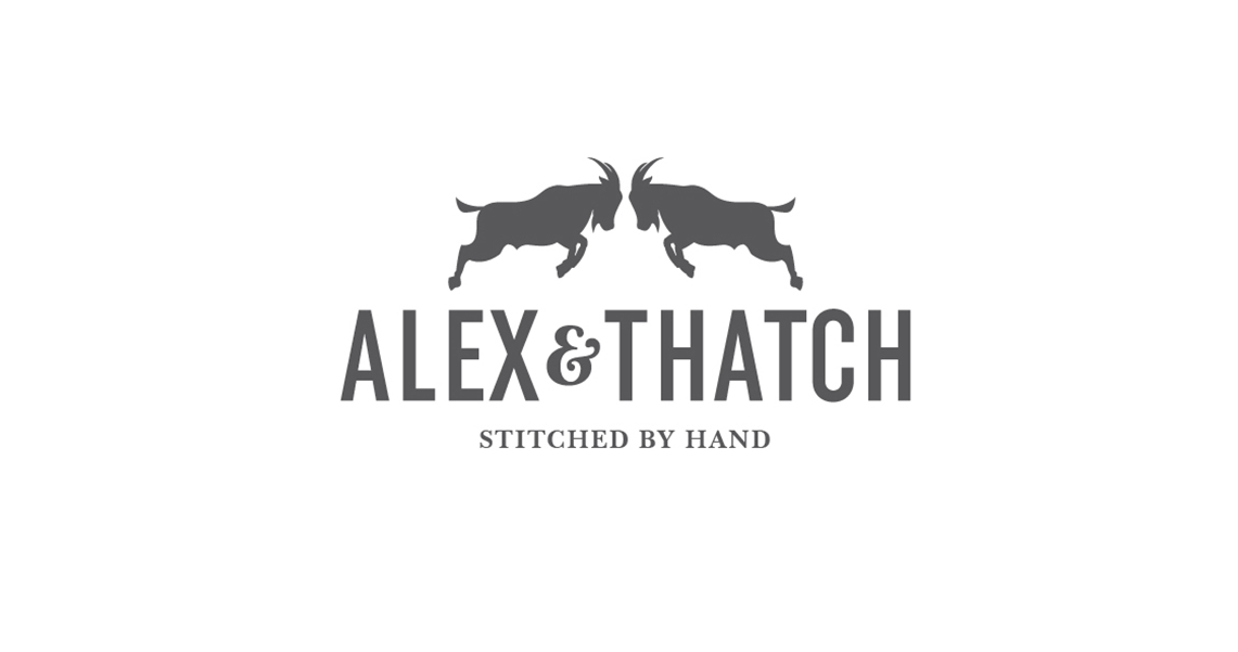 Logo Design - Alex & Thatch