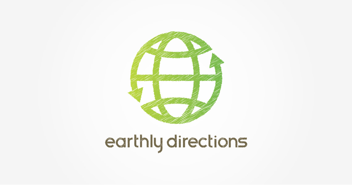 Logo Design - Earthly Directions