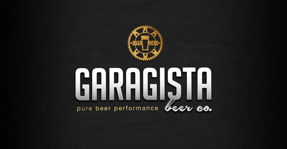 Logo and Branding - Garagista Beer Co.