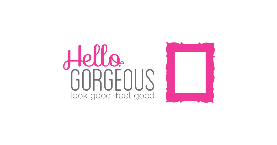 Logo and Branding Hello Gorgeous