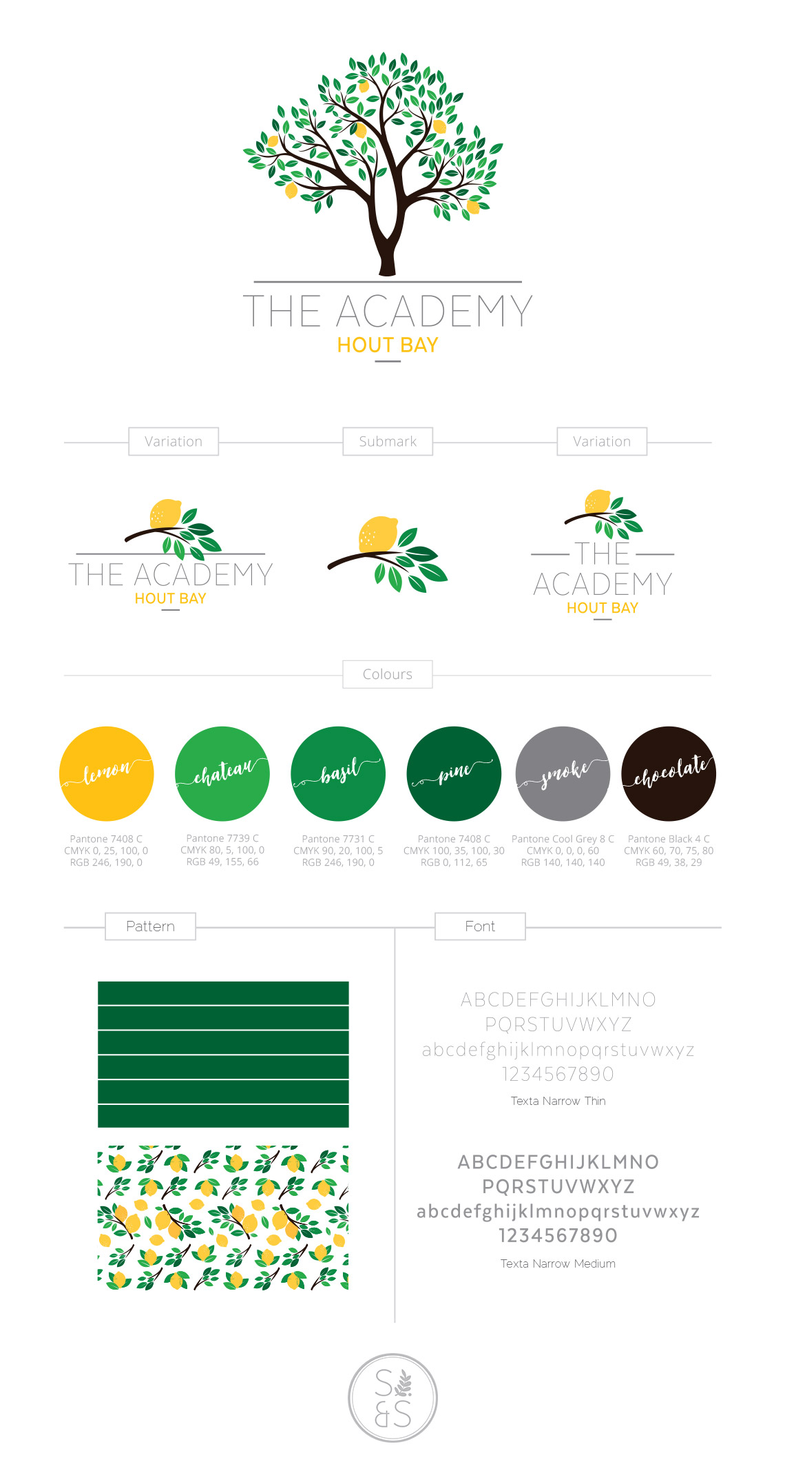 Logo Design The Academy